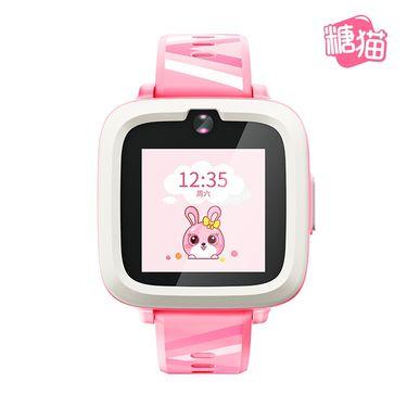 糖猫 TEEMO M2 儿童智能电话手表 学生手表手机 视频通话 智能问答 支持移动/联通4G网络