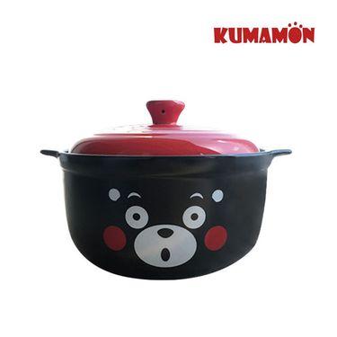 酷MA萌KUMAMON 熊本熊煲汤砂锅 KM-0100144