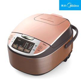 Midea/美的全智能焖香电饭煲 聚能加热循环系统 MB-FS4041 4L
