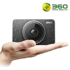 360 行车记录仪二代高清夜视 安霸A12车载1080P无线wif 手机直连