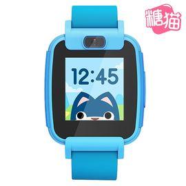 糖猫 TEEMO  视频版 T3 儿童智能电话手表 彩屏摄像 360度防水 GPS定位 支持移动/联通