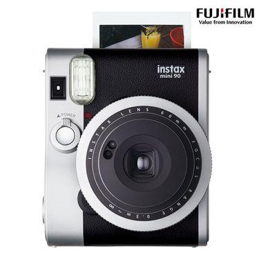富士 FUJIFILM 趣奇checky instax mini90拍立得相机 优雅复古