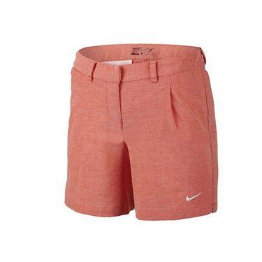 耐克 NIKE夏季新款女士短裤 OXFORD 女子高尔夫短裤725765 奇欢体育
