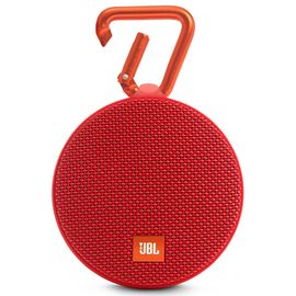 JBL Clip2 无线蓝牙音箱 户外防水音响 便携迷你低音炮 音乐盒