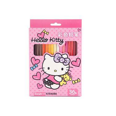 广博 Hello Kitty系列彩色铅笔