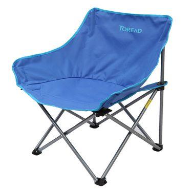 TOREAD 探路者 春夏新款户外便携可折叠椅 ZEAF80202 露营 钓鱼