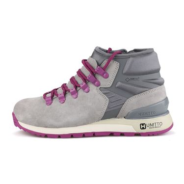 悍途/HUMTTO 男女款加绒保暖舒适休闲鞋 透气轻便防水防滑户外徒步鞋 733622
