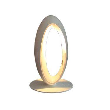 Panasonic  松下 SQ-LE530 LED护眼台灯 五段调光 一灯两用 7W写字灯 办公学习阅读台灯 创意装饰台灯