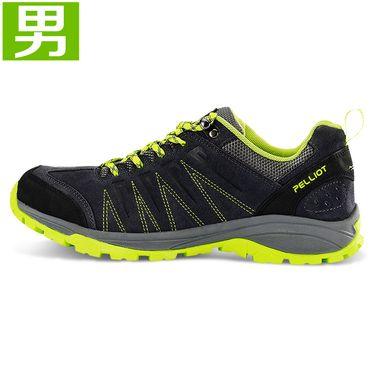 伯希和 PELLIOT登山鞋 男女秋冬防滑运动户外鞋透气低帮轻便徒步鞋