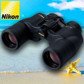 尼康 NIKON阅野ACULON A211 8X42双筒望远镜高清便携非红外微光夜视户外观鸟观景旅游演唱会球赛边防林业电力水利