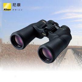 尼康 NIKON阅野ACULON A211 10X50双筒望远镜高清高倍非红外微光夜视户外观鸟观景旅游演唱会球赛电力林业边防狩猎
