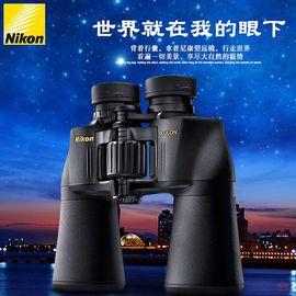 尼康 NIKON阅野ACULON A211 12X50双筒望远镜高倍高清户外观景旅游演唱会球赛观鸟林业电力水利边防狩猎成人望眼镜