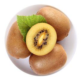 花果鲜 金艳黄心猕猴桃12粒装 单果70-90g以上 新鲜水果国产奇异果