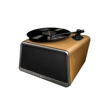 嘿哟 音乐 HYM-Seed 黑胶智能蓝牙音箱唱片机 赠 Beyond《最佳现场》限量唱片