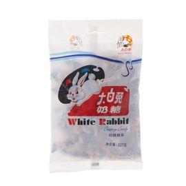 中粮 原味奶糖童年的味道 喜糖 糖果奶糖婚庆喜糖 奶香浓郁 227g