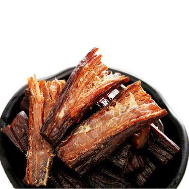 科布尔 手撕风干牛肉干内蒙古特产牛肉干250g 送礼 休闲零食 独立包装