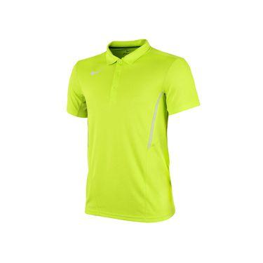 耐克 NIKE 男女中性运动休闲针织翻领透气短袖T恤polo衫 奇欢体育703207