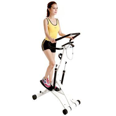 双超多功能登山踏步机家用健身器材阻力可调节