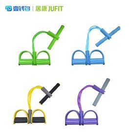 居康 仰卧起坐拉力器 瘦肚子减手臂练腹肌美腿瘦身辅助健 颜色随机发送 JFF006AB1