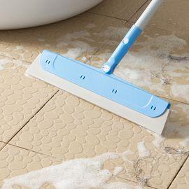 丽芙 懒人清洁扫把(地砖专用)  刮水器地刮卫生间地板扫头发神器魔法扫把家用扫水魔术扫帚