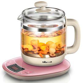 小熊 (Bear)养生壶YSH-B18W2 多功能家用智能保温玻璃电热水壶煮茶壶烧水壶1.5L