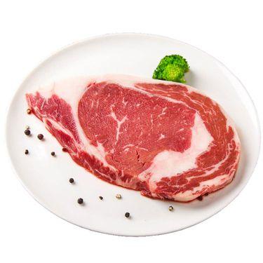 澳纽宝 新西兰原切眼肉牛排6片装900g