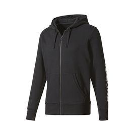 阿迪达斯 Adidas 运动夹克2018秋季新款男装针织休闲连帽外套BR4058