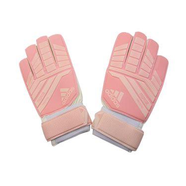 阿迪达斯 手套2018冬季新款运动足球训练守门员防滑耐磨手套CW5603