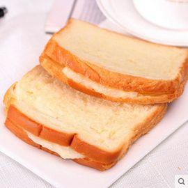 小夫 !黄油切片吐司面包整箱350g 夹心营养早餐手撕面包糕点零食