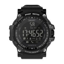 纽曼 蓝牙智能手环 男士运动记步防水户外手表 EX16
