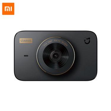 小米 行车记录仪1S新品1080p高清夜视单镜头迷你车载米家智能记录仪