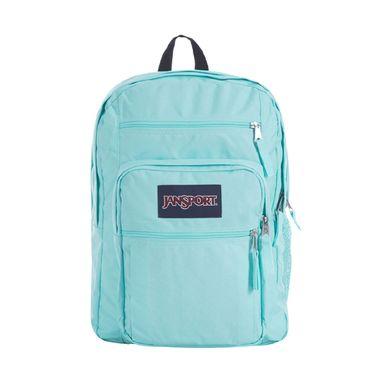 JANSPORT 校园双肩背包纯色书包大容量34升 TDN7 9ZG 蓝精灵