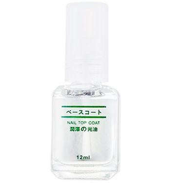 MINISO/名创优品 润泽良品光油指甲油