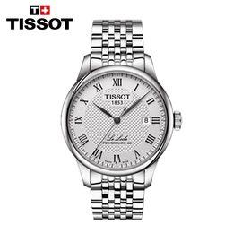 TISSOT 天梭瑞士手表 力洛克系列商务休闲机械男表 T006.407.11.033.00