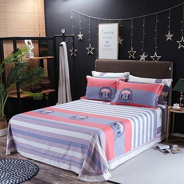 艾桐 床单 全棉生态磨毛被单 单件