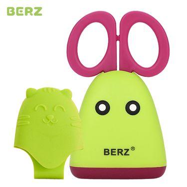 BERZ/贝氏 (BERZ)辅食剪刀研磨器婴儿童辅食工具宝宝食物剪刀辅食剪