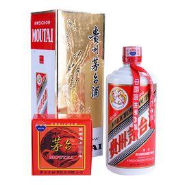 贵州茅台 歌德盈香 飞天茅台 2007年 酱香型白酒 53度 500ml 单瓶装