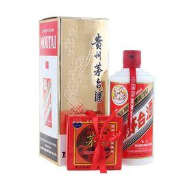 贵州茅台 歌德盈香 飞天茅台 2009年 酱香型白酒 53度 500ml 单瓶装