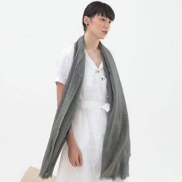 奥世 戒指绒羊绒围巾披肩套装AS17090092