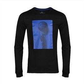 耐克 Nike 卫衣男子2018秋季新款运动套头衫针织长袖T恤AJ2782