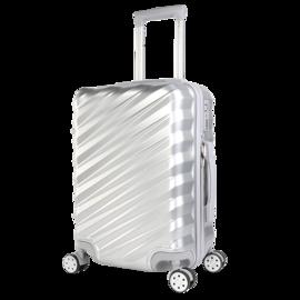 SWISSGEAR 瑞士军刀 时尚出游行李箱 抗压耐摔静音双排万向轮旅行箱 轻便拉链拉杆箱20英寸-28英寸