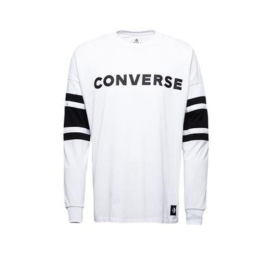 匡威 Converse男装2018秋季新款休闲运动服长袖T恤10007099