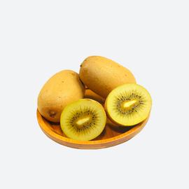 品赞 四川金艳猕猴桃15个 单果70-90g 金色奇异果金果