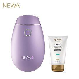 NEWA PLUS 妞娃无线升级版  以色列RF射频家用电子美容仪 脸部嫩肤 面部提拉紧致(含1支凝胶) 熏衣紫