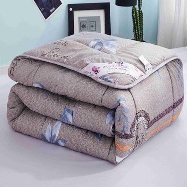 沁园 被子冬被加厚保暖棉被褥单人宿舍春秋被芯1.5m双人空调被1.8米床