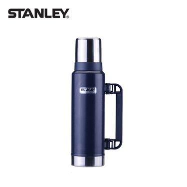 STANLEY 保温壶家用户外304不锈钢大容量旅行热水瓶车载保暖壶水壶 10-01032