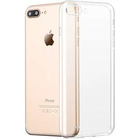 蛇蝎龙 iPhone7P手机壳 超薄透明壳苹果8Plus软壳 苹果7P/8P通用保护套 简约