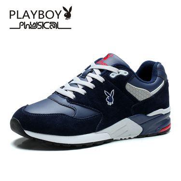 花花公子 跑步鞋男运动休闲鞋户外鞋韩版潮流青年男鞋