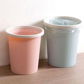 馨乐屋 压圈垃圾桶家用厨房客厅卫生间纸篓卧室大号垃圾篓垃圾筒