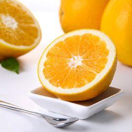 花果鲜 现货赣南脐橙 新鲜橙子5斤 手剥甜橙 大果 果径90- 95mm
